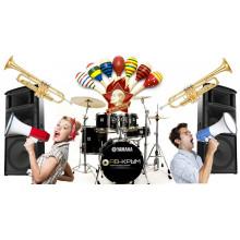 Подберем и установим аудио-визуальное и музыкальное оборудование
