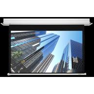 Встраиваемый экран с электроприводом Lumien Master Recessed Control 222x125 см