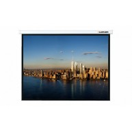 Настенно-потолочный  экран Lumien Master Picture 180х180 см Matte White FiberGlass