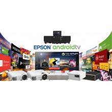 Лучшие проекторы для домашнего кинотеатра теперь со встроенным Android TV