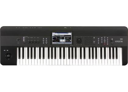 KORG Krome-61 - это качество лучшего рояля