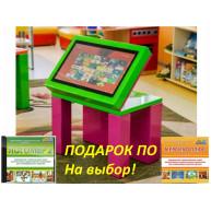 """Детский интерактивный стол Уникум-2, 24"""""""