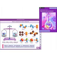 Интерактивные плакаты. Химические реакции