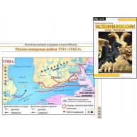 Интерактивные плакаты. История России (XVIII–XIX вв.)