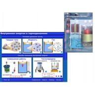 Интерактивные плакаты. Молекулярная физика. 1